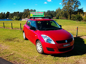 Driving School Penrith