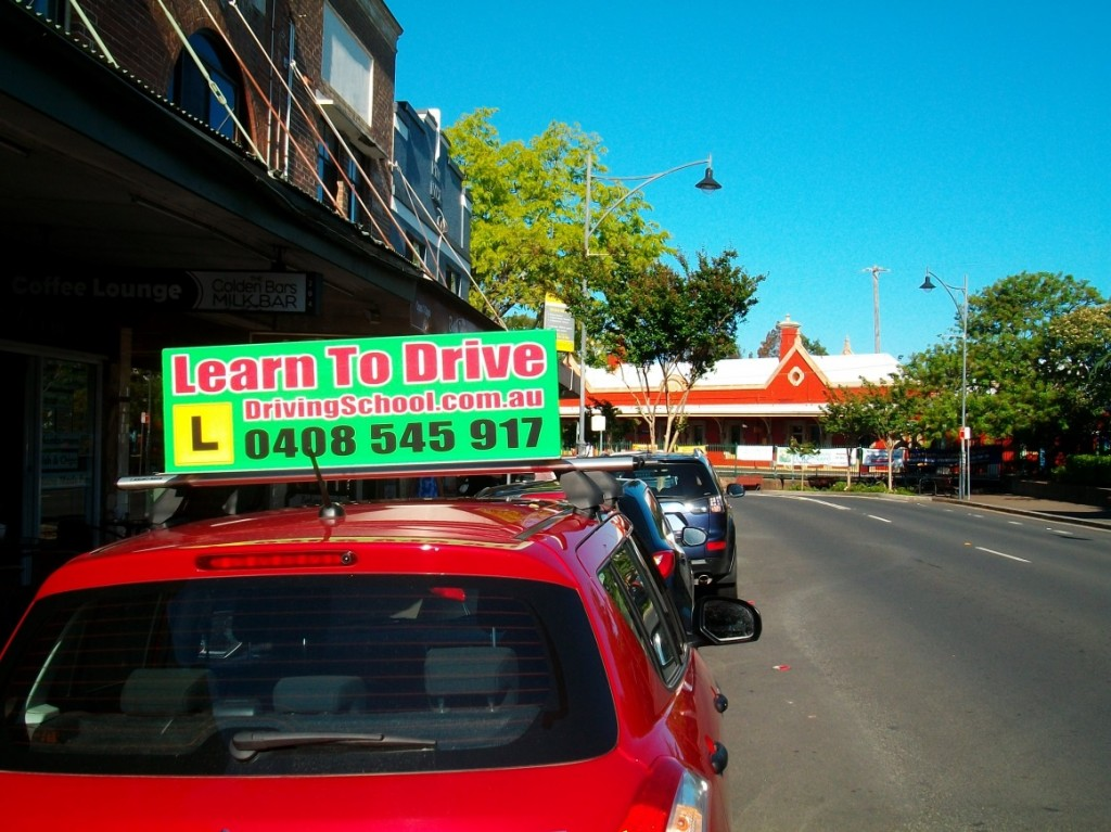 Driving Lessons in Springwood