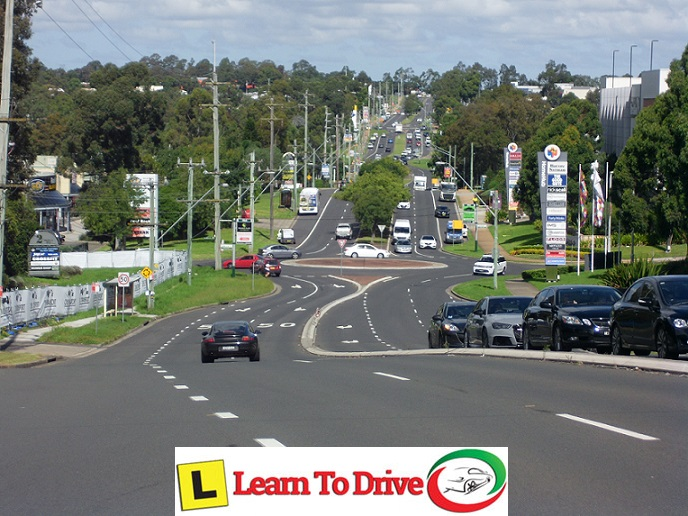 Driving lessons in Castle Hill