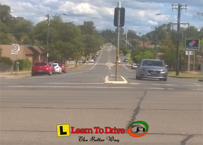 cars in Kingswood NSW - learning to drive