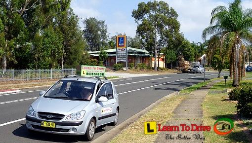 Driving Lessons Erskine Park